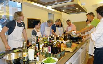 Kochkurs Bensels Orientalische Nacht